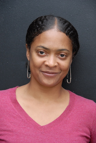 Danielle Legros Georges -- photo credit to Priscilla Harmel