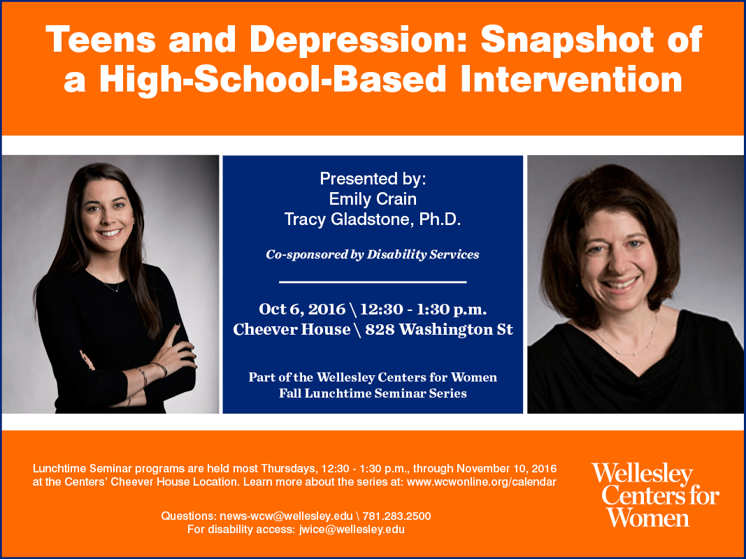 teens-and-depression-snapshot-of-a-high-school-based-intervention