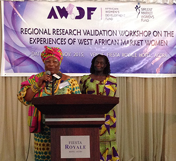 The Right to Research: How Data Helps Women's Human Rights around the World – The Case of West African Market Women