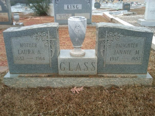 Grandmothers Headstone