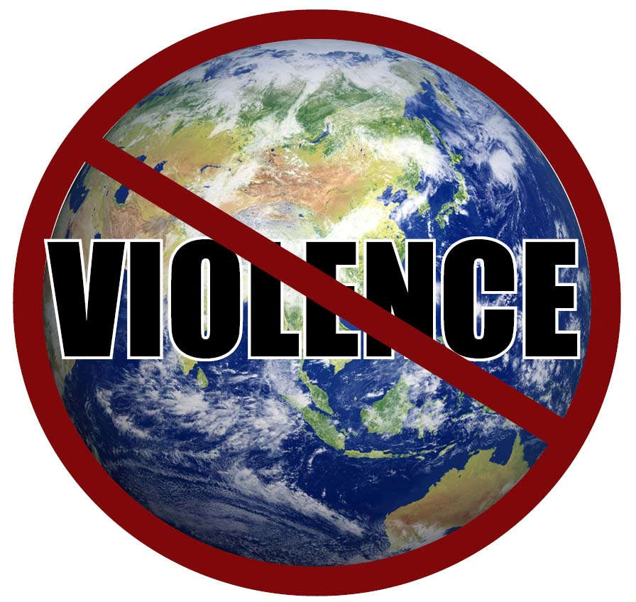 Ending Violence – A New Year's Challenge