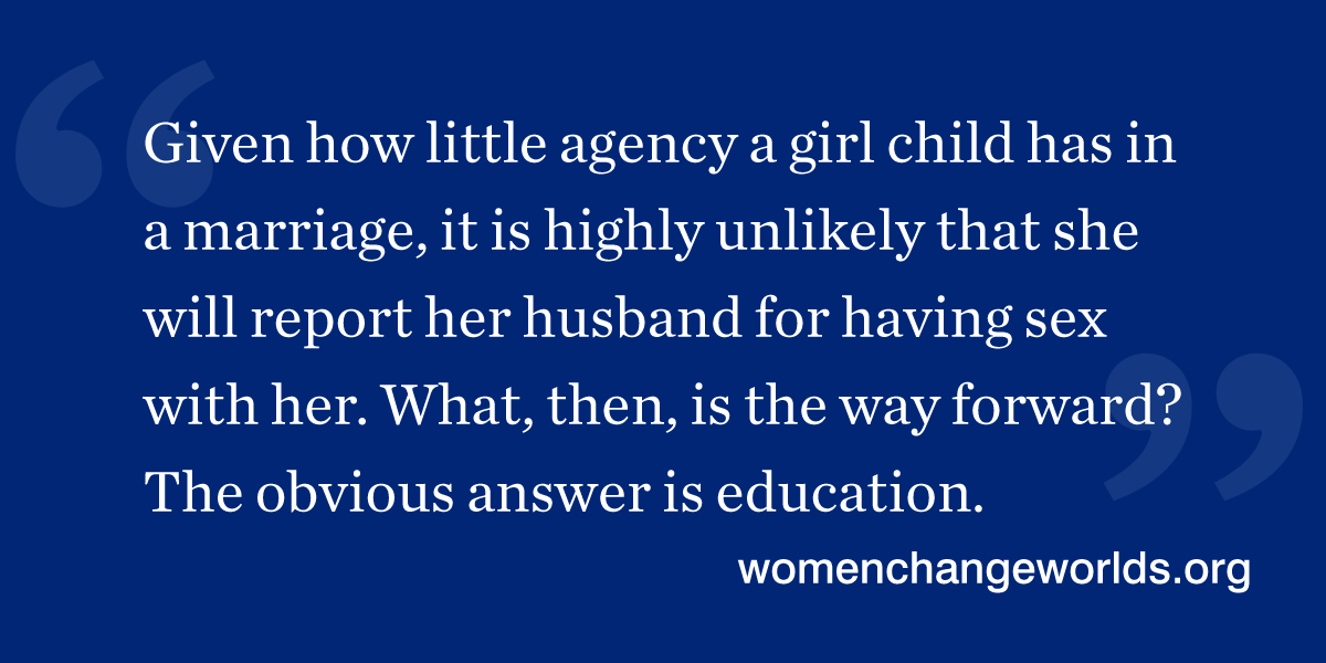 india childmarriage quote