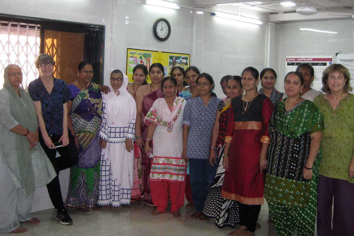 Marketplace India group photo