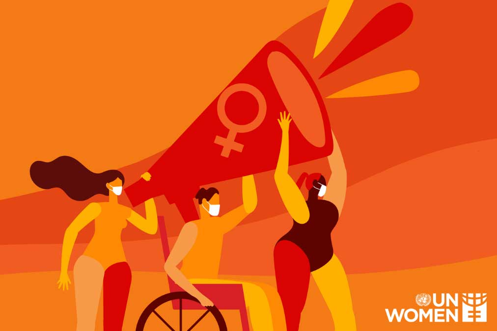 UN women End Violence Against Women
