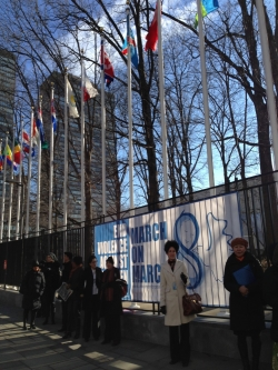Missive from the 57th UN CSW