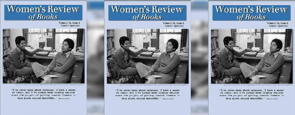 Homepage Womens Review of Books March/April