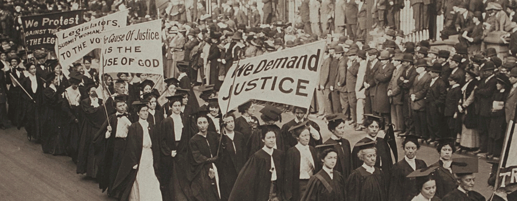 Voting as an Act of Community: Celebrating the 100th Anniversary of the 19th Amendment