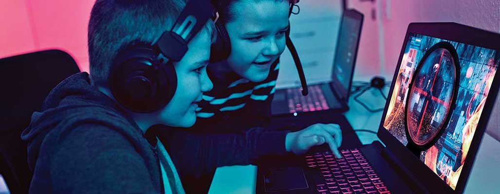 Gaming Affects Youth Development