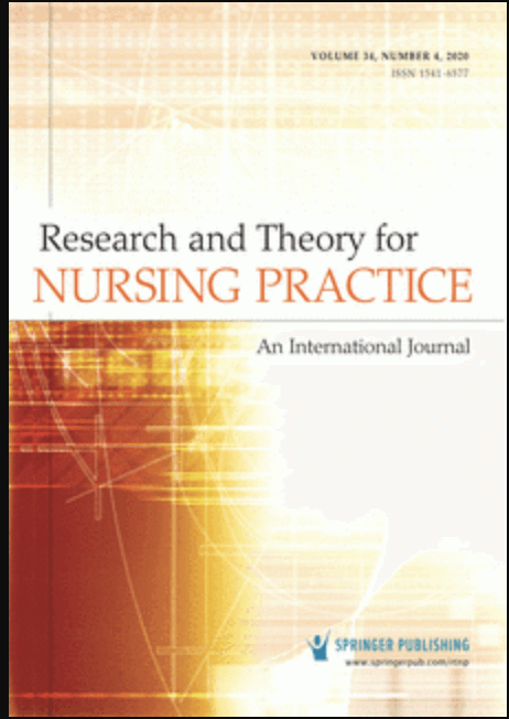 research theory nursing practice journal