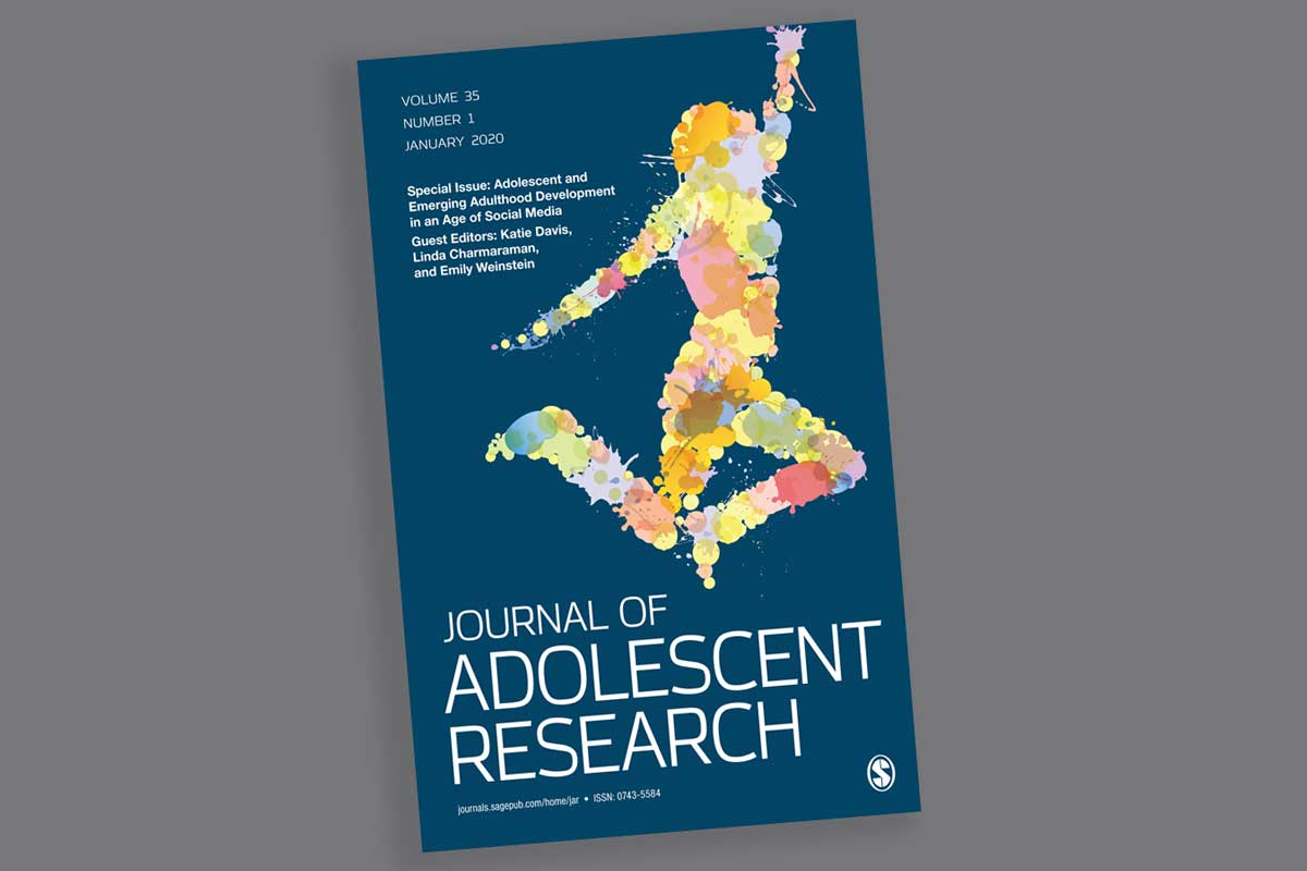 Special issue of Journal of Adolescent Research
