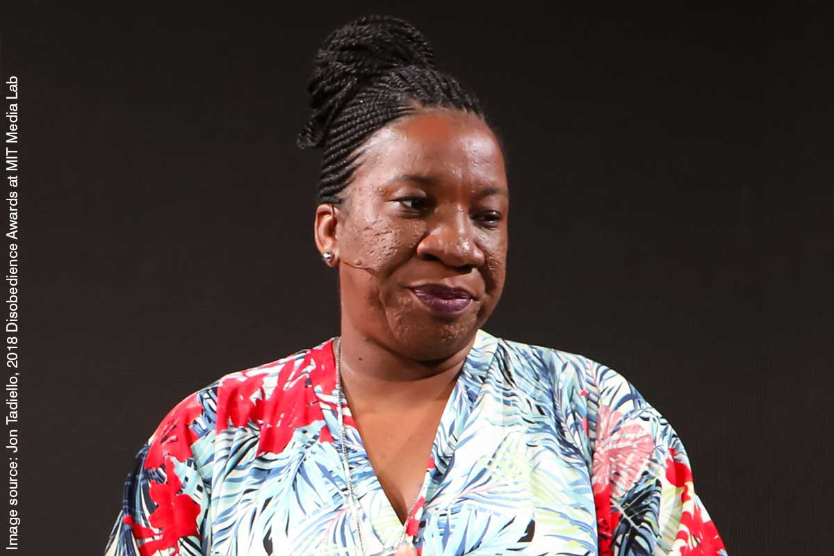 Tarana Burke, founder of #MeToo Movement.