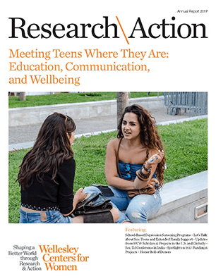 Research & Action Annual Report 2017