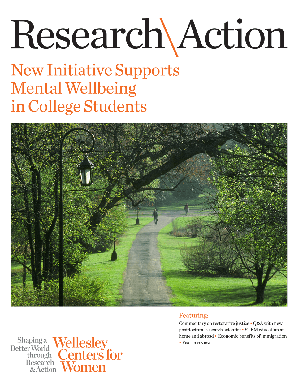 Research & Action Annual Report 2019