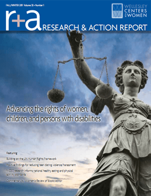 Research & Action Report Fall/Winter 2011