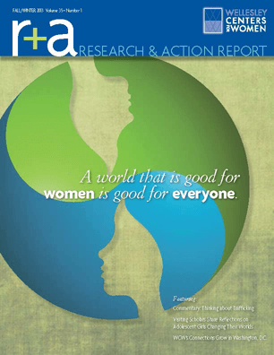 Research & Action Report Fall/Winter 2013