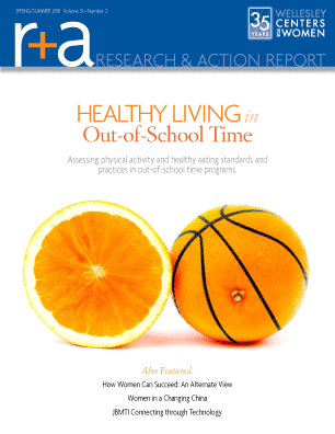 Research & Action Report Spring/Summer 2010
