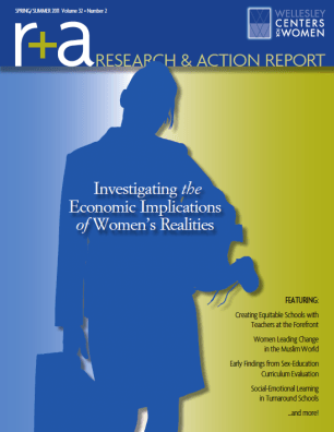Research & Action Report Spring/Summer 2011
