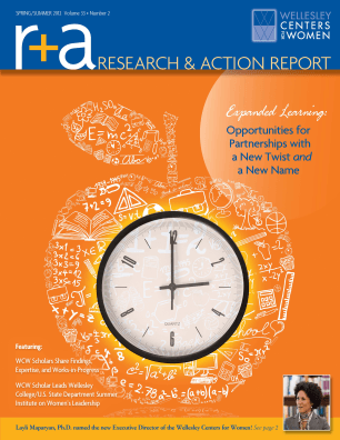 Research & Action Report Spring/Summer 2012