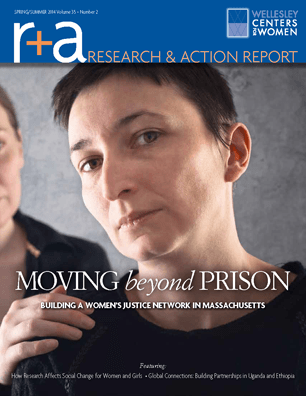 Research & Action Report Spring/Summer 2014