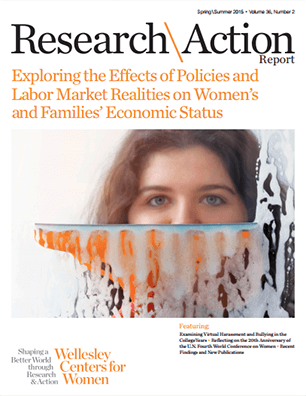 Research & Action Report Spring/Summer 2015