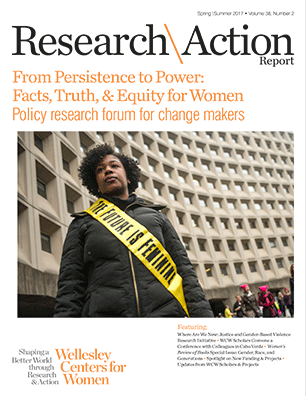 Research & Action Report Spring/Summer 2017