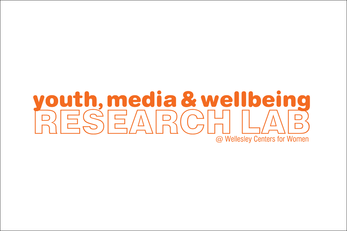 Youth, Media & Wellbeing Research Lab
