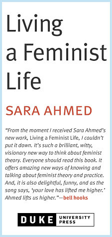 Sara Ahmed Womens Review of Books Duke University Press